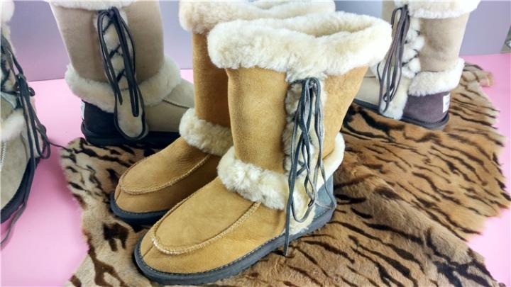 3101羊皮毛一体雪地靴06